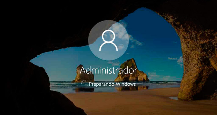 Administrador Senior en Windows