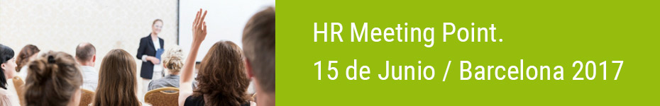 HR Meeting Point. Jornada de clientes Barcelona 2017